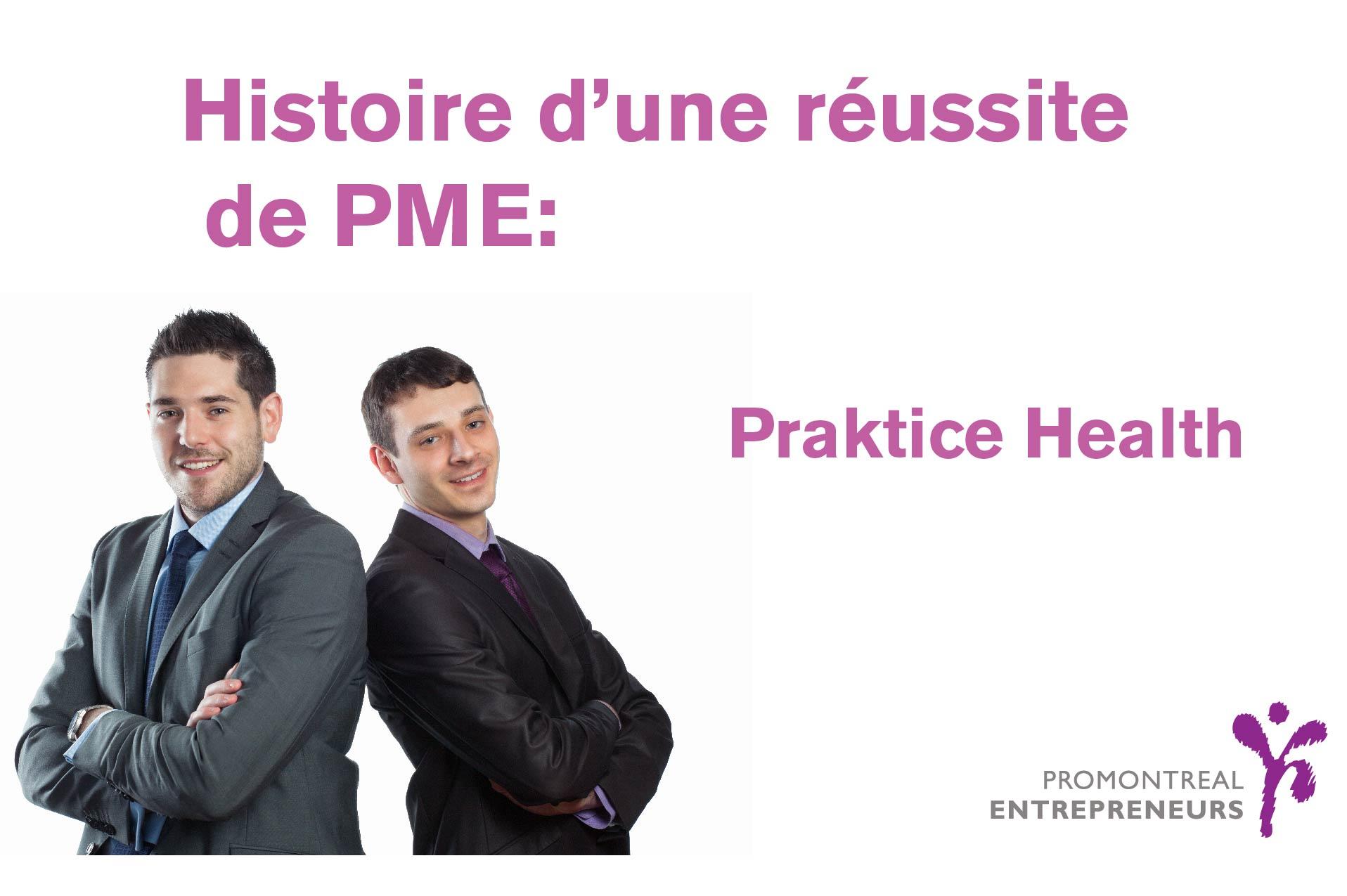 montreal, startup, Praktice Health