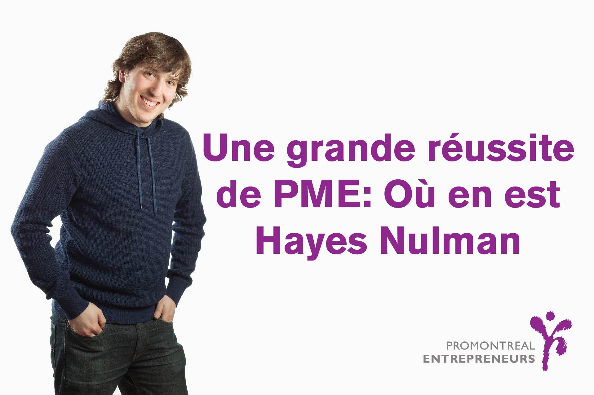 reussite,hayes Nulman