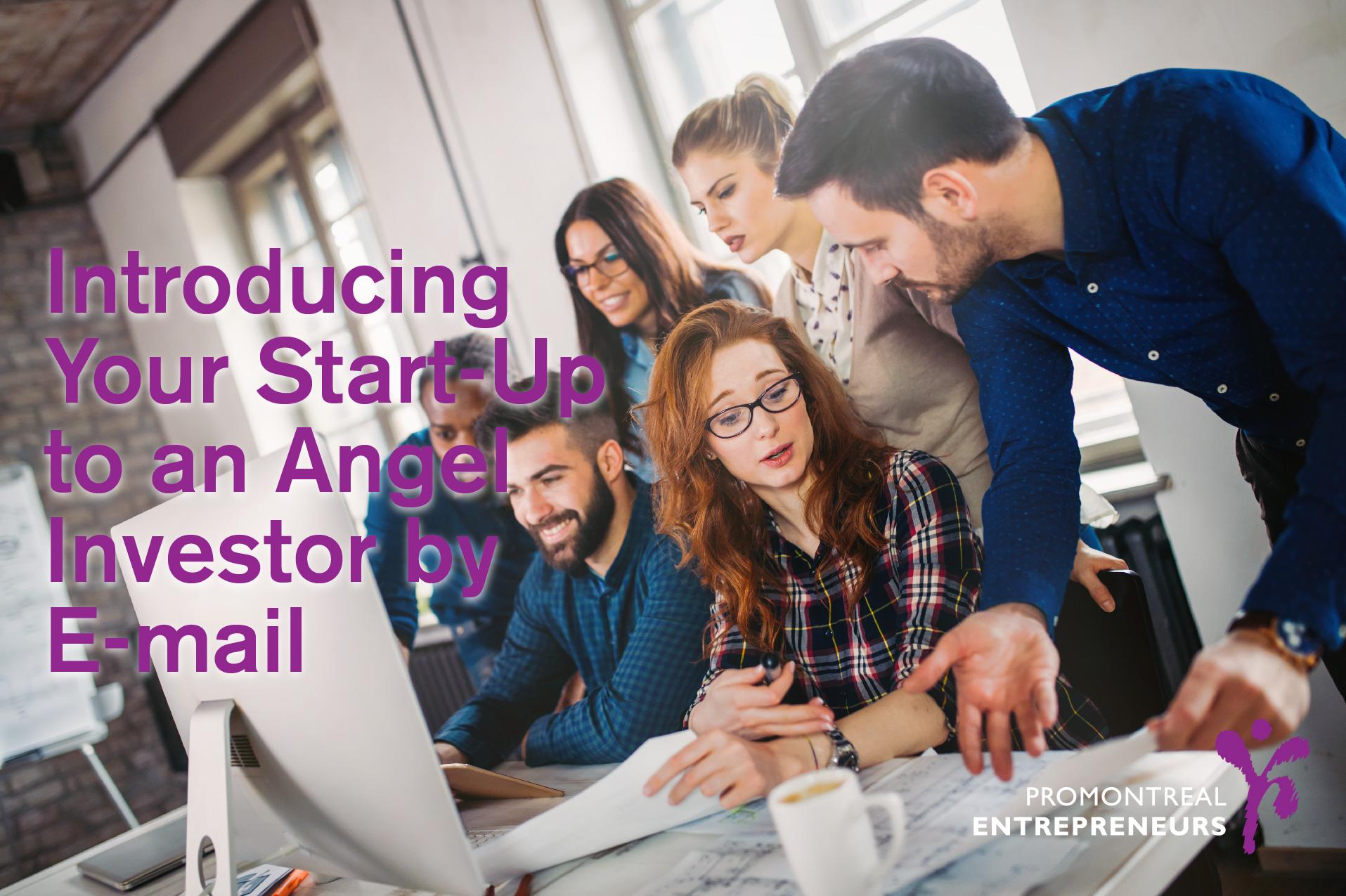 Angel investor, start-up
