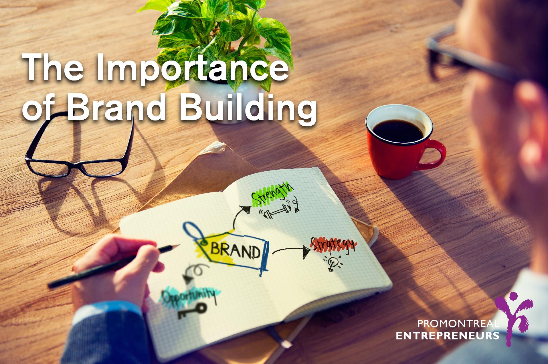 brand startup